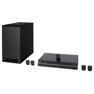 Sony HTD-890IS Home Theater System