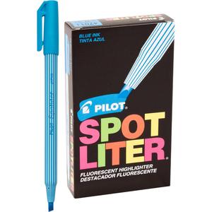 Pilot® Spotliter® Highlighters Chisel Tip Assorted Colours 6/pkg