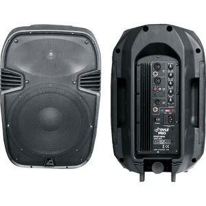 600 Watts 10 Powered 2 Way Pl Astic Molded Speaker System / Mfr. No.: Pphp1085a