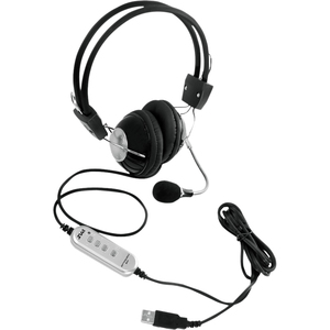 Multimedia/Gaming USB Headset W/ Noise-Canceling Microphone / Mfr. no.: PHPMCU10