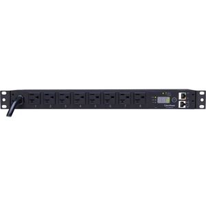 Monitored Pdu 120v 20a 1u 5-20r Out 8f Outlet 5-20p 12ft Cord / Mfr. No.: Pdu20m8fnet