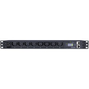 Monitored Pdu 208v 20a 1u 8 C13 Out 8f Outlet C-20 Plug 10ft Co / Mfr. No.: Pdu20mhviec8fnet