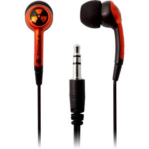 ifrogz EarPollution Plugz Noise Isolating Earphone
