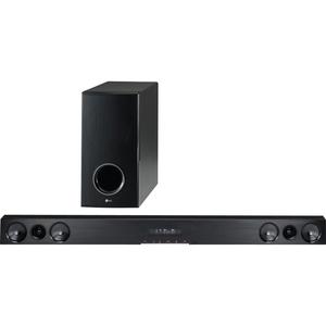 LG HLS36W Speaker System
