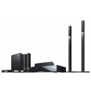 Sony BDV-IZ1000W Home Theater System