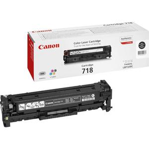Toner Canon Noir - Pack de 2 - 2662B005 - 718BKTP