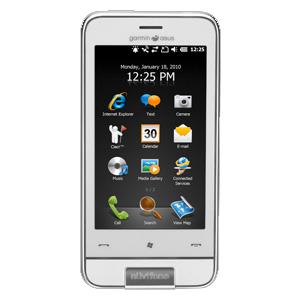 Garmin nüvifone M10 Smartphone
