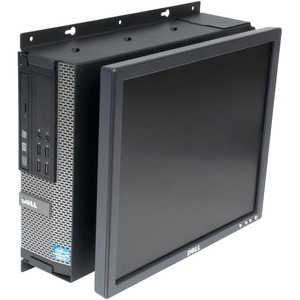 Fixed Monitor Wall Mount For Optiplex 790 Sff / Mfr. No.: 104-2323