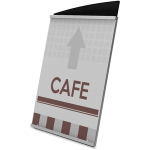 "Deflecto® Interior Image® Sign Holder Portrait 7-5/8"" x 10-3/8"""