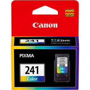 Canon Inkjet Cartridges 241 Tricolour