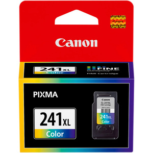 Canon Inkjet Cartridges High Yield 241 Tricolour