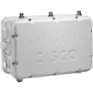 Cisco Aironet 1522AG IEEE 802 11a/b/g 54 Mbit/s Wireless Access Point - ISM  Band - UNII Band - 1 x Network (RJ-45) - PoE Ports - Pole-mountable