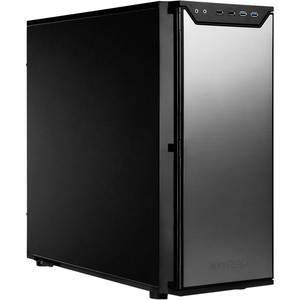 P280 12bay Twr Black No Power Xl-Atx 9slot Front USB Aud 4way / Mfr. No.: P280