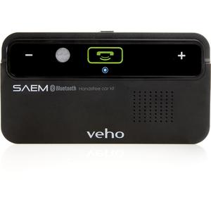 Veho Bluetooth Hands Free Car Kit Vbc001Blk