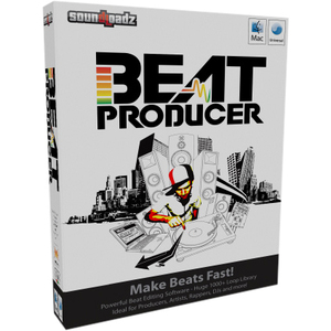 Beat Producer Amg Loop Editing Virtual Instrument / Mfr. No.: Beatprodr