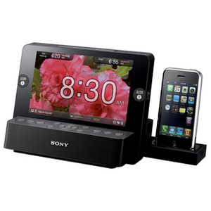Sony ICF-CL75iP Clock Radio