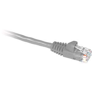 5ft Cat5e 350mhz Light Grey Molded Snagless Patch Cable / Mfr. No.: C5e-Lg-05-M