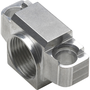 Stainless Steel Adapter Used For Mounting P33xx-Ve 3/4in Nps / Mfr. No.: 5503-131