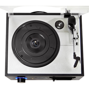 Multifunction Turntable W/ Mp3 Recording / Mfr. no.: PTTC4U
