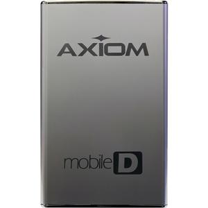 """Axiom Mobile-D 250 GB Hard Drive - SATA - 2.5"""" Drive - External"""