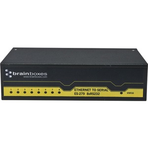 Es-279 8port Rs232 Ethernet To Serial / Mfr. No.: Es-279
