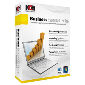 Business Essentials Accounts/ Invoicing and Inventory / Mfr. No.: Ret-Be001
