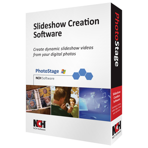 Photostage Slideshow Creator Crop Rotate Pan Zoom Burn Slide / Mfr. No.: Ret-Psw001