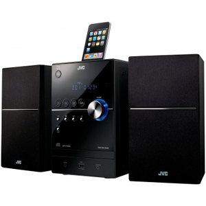 JVC UX-SG5BE Micro Hi-Fi System