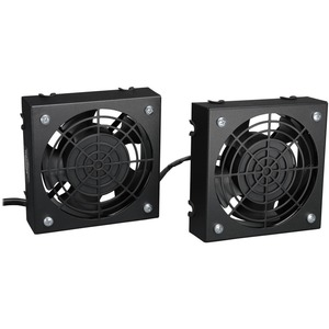 Wallmount Rack Enclosure Cooling Roof Fan Kit For 120v 5 / Mfr. No.: Srfanwm