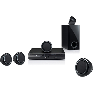 LG HT356SD Home Theater System