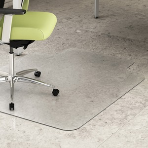 "Deflecto® EnvironMat® Chairmat 45"" x 53"" with Lip"