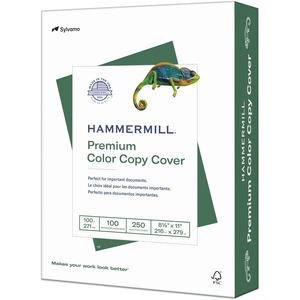 Hammermill® Color Copy Digital Cover Paper 100B 100lb Letter 250/pkg