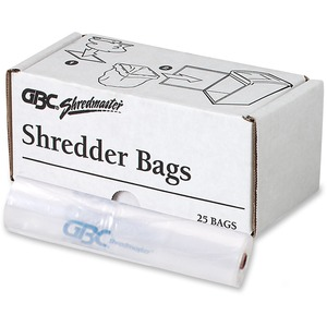 "Swingline® Shredder Bags 13"" x 14"" x 38"" 25/box"