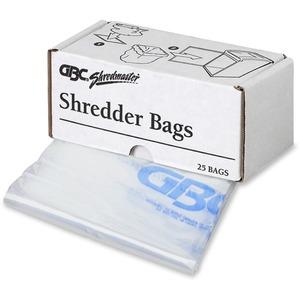 "Swingline® Shredder Bags 15"" x 18"" x 48"" 25/box"