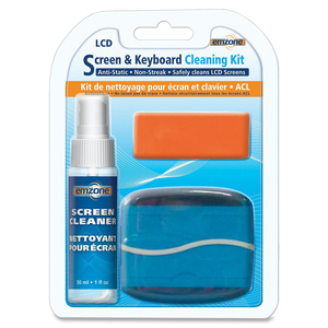 emzone LCD/LED Screen & Keyboard Cleaning Kit