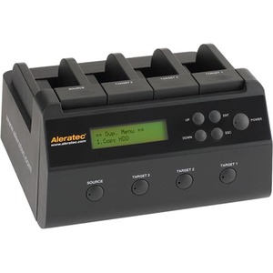 Aleratec Copy Dock 1:3 Hard Drive Duplicator / Mfr. No.: 350117