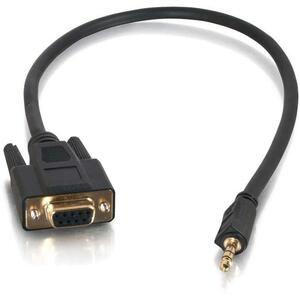 1.5ft Velocity Db9 Female To 3.5mm Male Adapter Cable / Mfr. no.: 02445