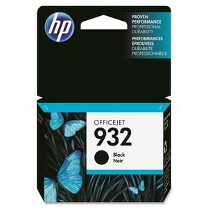 HP Inkjet Cartridge CN057AN#140 #932 Black