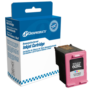 Dataproducts® Inkjet Cartridge High Yield (HP CC644WC, #60XL) Tricolour