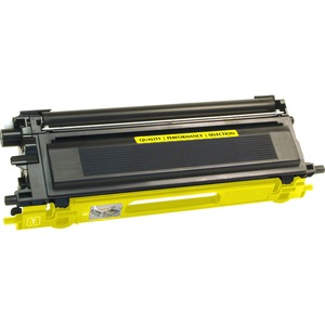 Yellow Toner Brother Hl-4040 Tn115y 4k High Yield TAA Compl / Mfr. No.: Tby2tn115yh