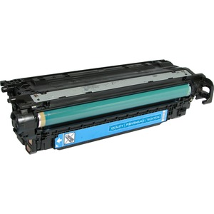 Cyan Toner Cart For Hp Laserjet Cp3525 Ce251a 7k Yield TAA Comp / Mfr. No.: Thc23525
