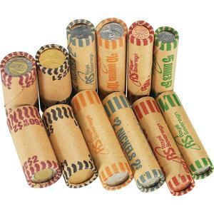 Royal Sovereign™ Preformed Coin Wrapper 5¢ 100/pkg