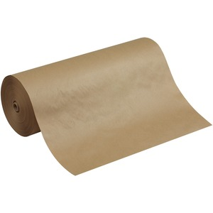 "Kraft Wrapping Paper Roll 24"" x 1,200''"
