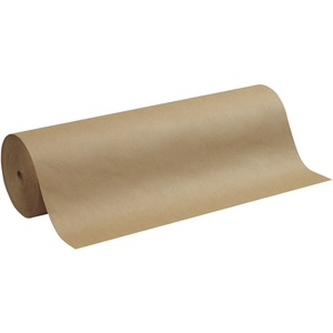 "Kraft Wrapping Paper Roll 30"" x 1,200'"