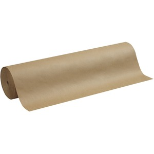 "Kraft Wrapping Paper Roll 36"" x 1,200'"