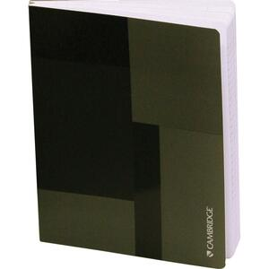 """Mead® Cambridge® Business Notebook 9-1/2"""" x 7-3/8"""" 160 pages Grid Design"""