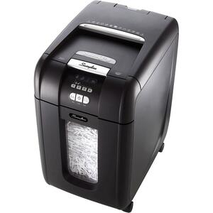 Swingline® Stack-and-Shred 300X Automatic Cross Cut Office Shredder
