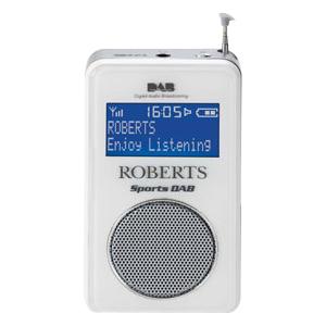 Roberts Radio sportsDAB II Radio Tuner