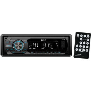 In-Dash Am/Fm-Mpx Detach Face Receiver With Mp3 Playback and Us / Mfr. No.: Plr44mu