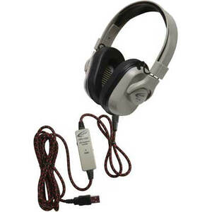 Califone Washable Titanium Headph Guar For Life Cord Ergog / Mfr. no.: HPK-1500